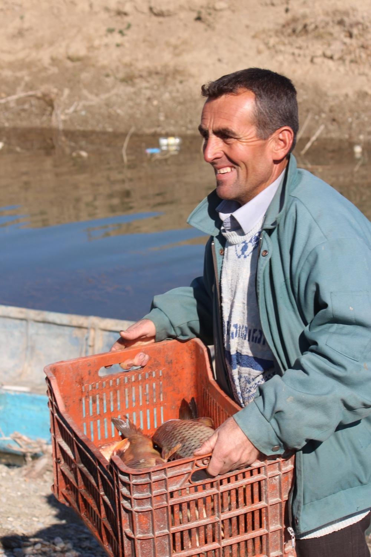 Beyşehir Gölü'nden geçen yıl 225 ton balık çıktı 2