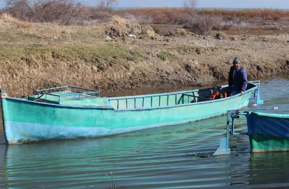 Beyşehir Gölü'nden geçen yıl 225 ton balık çıktı 4