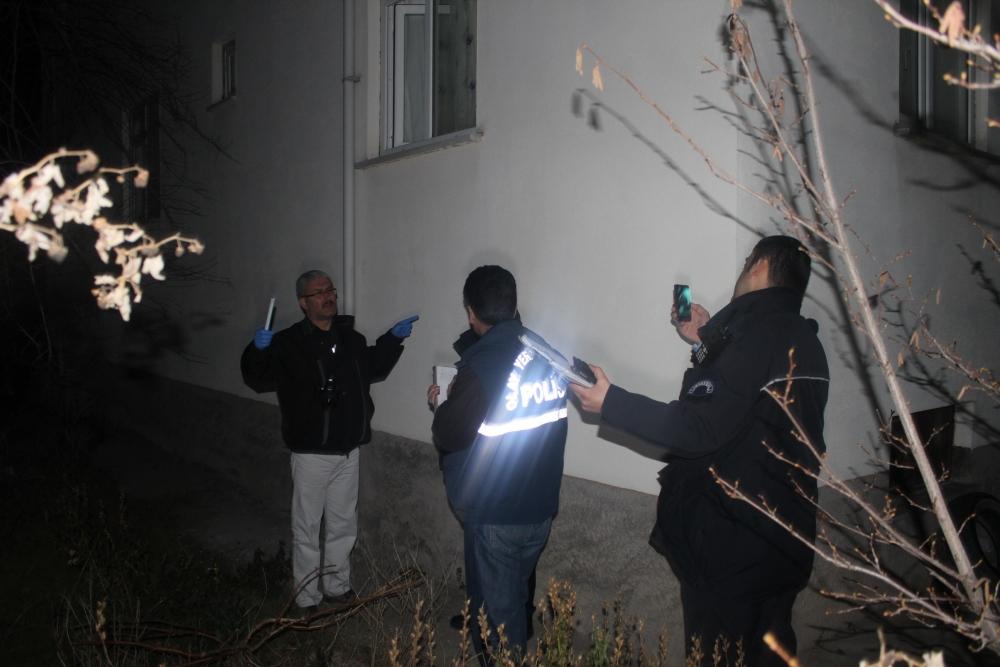 Konya'da şüpheli-polis kovalamacası 1