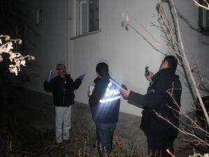 Konya'da şüpheli-polis kovalamacası