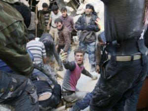 """Suriye'de """"varil bombalı"""" saldırı"""
