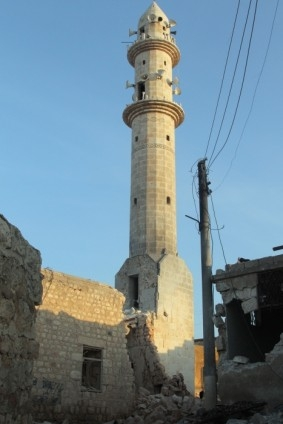 Halep'te varil bombalı saldırılar 14