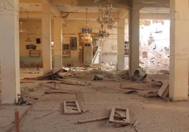Halep'te varil bombalı saldırılar 19