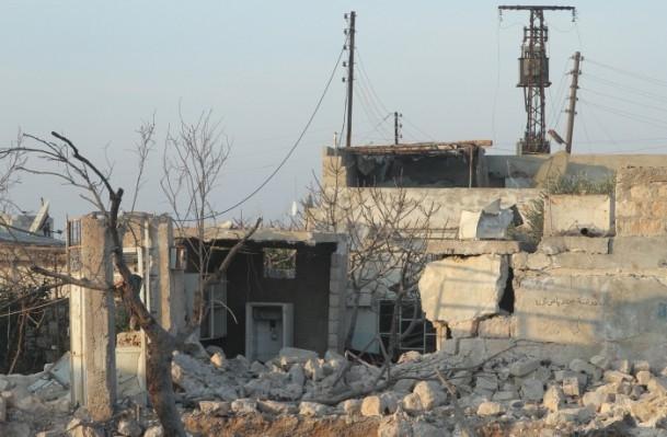 Halep'te varil bombalı saldırılar 2