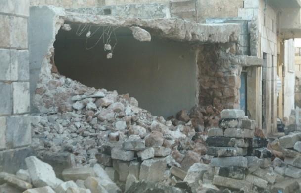 Halep'te varil bombalı saldırılar 20