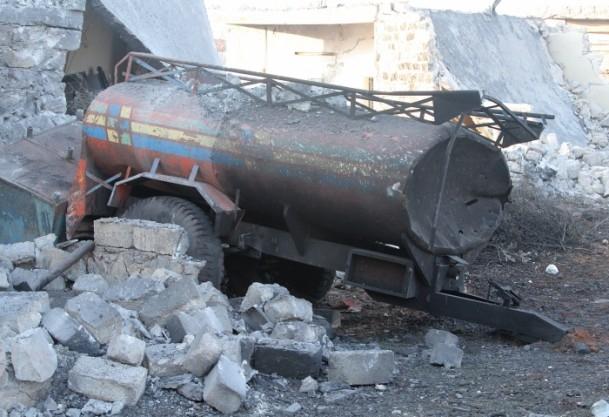 Halep'te varil bombalı saldırılar 3