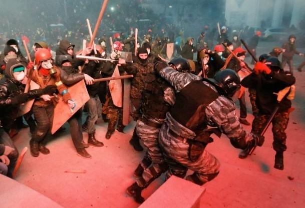 Ukrayna'da Çatışmalar 3