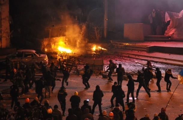 Ukrayna'da Çatışmalar 4