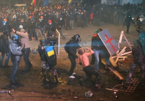 Ukrayna'da Çatışmalar 5