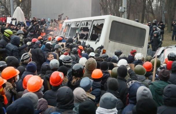 Ukrayna'da Çatışmalar 9