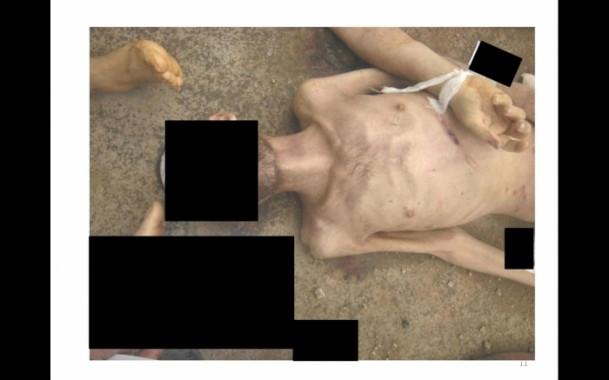 Suriye'de savaş suçu belgeleri 1