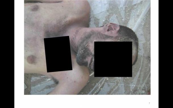 Suriye'de savaş suçu belgeleri 10