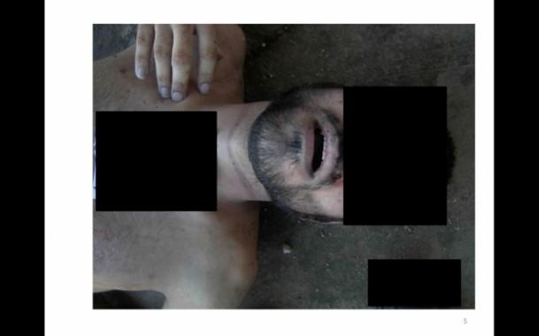 Suriye'de savaş suçu belgeleri 14