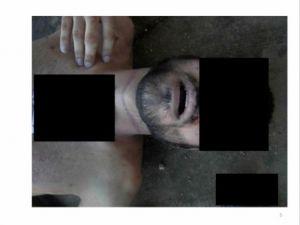 Suriye'de savaş suçu belgeleri