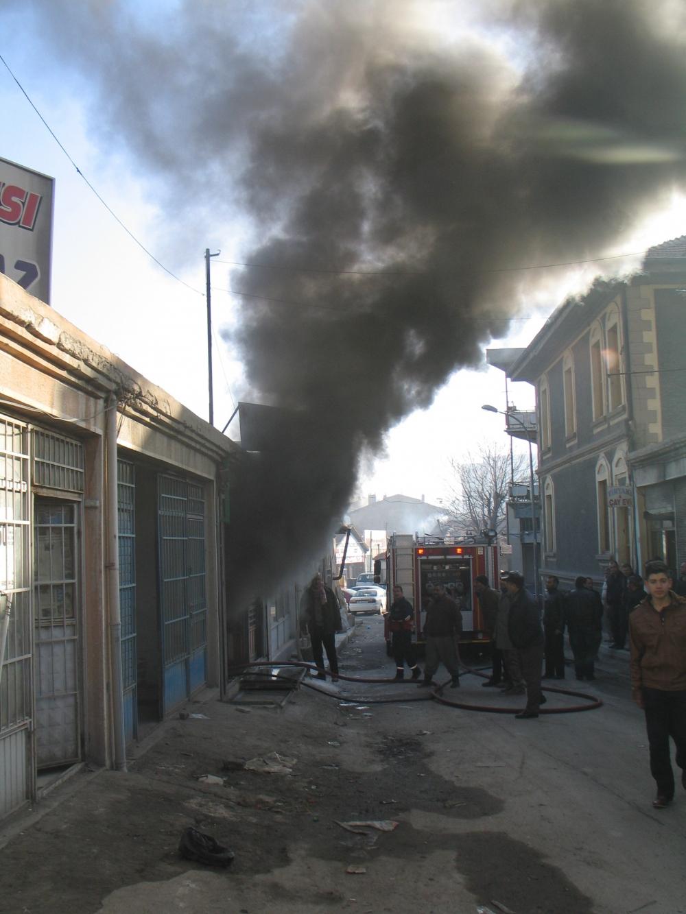 Konya'da yangın 3
