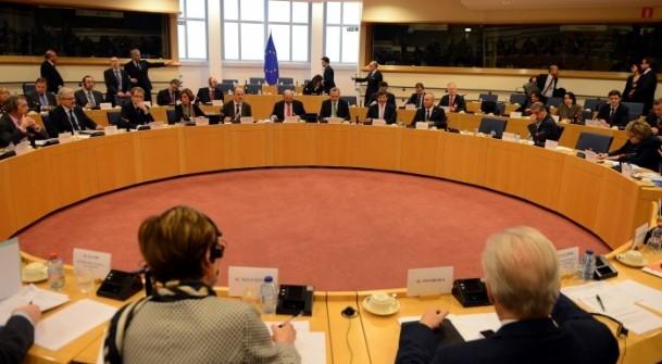 Başbakan Erdoğan - AP Başkanı Schulz görüşmesi 2