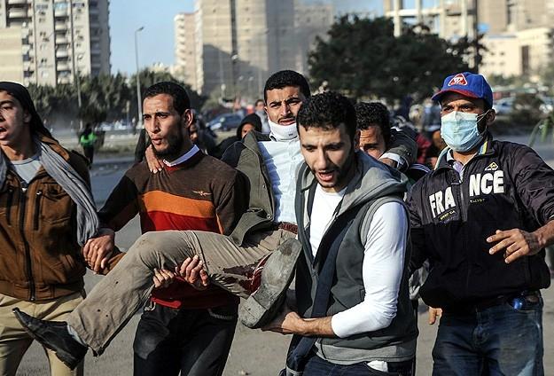 Mısır'da bombalı saldırı 12
