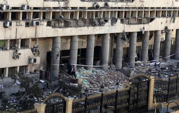 Mısır'da bombalı saldırı 2