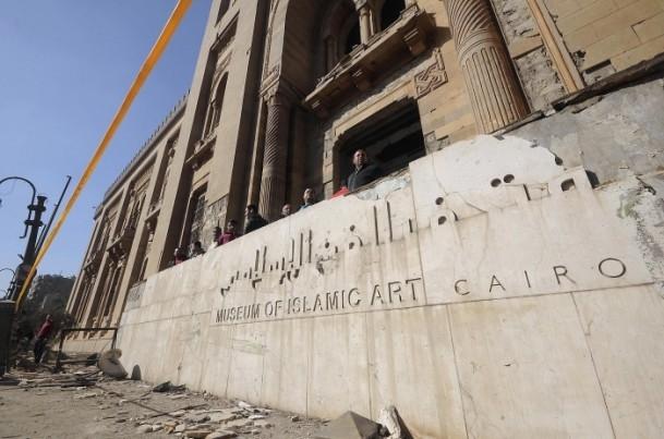 Mısır'da bombalı saldırı 4