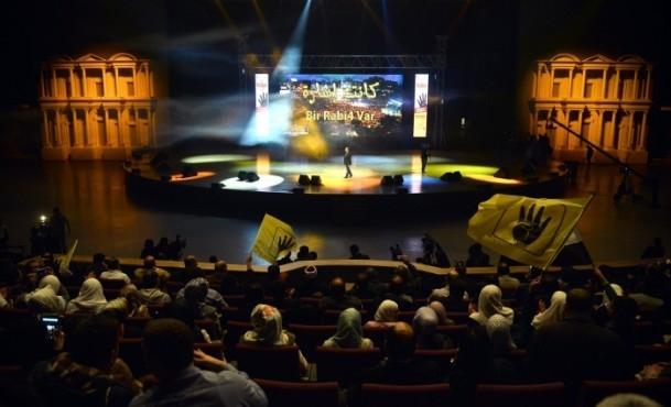 """İstanbul'da büyük """"R4bia"""" buluşması 2"""