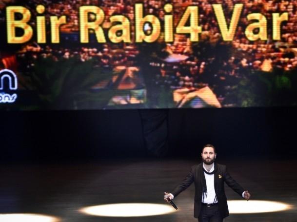 """İstanbul'da büyük """"R4bia"""" buluşması 3"""