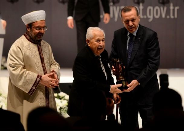 Yüzyılın İslam Kültür Hizmeti Ödül töreni 3