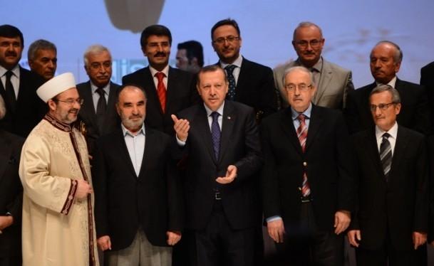 Yüzyılın İslam Kültür Hizmeti Ödül töreni 4