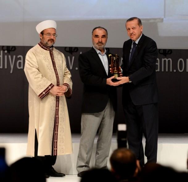 Yüzyılın İslam Kültür Hizmeti Ödül töreni 6