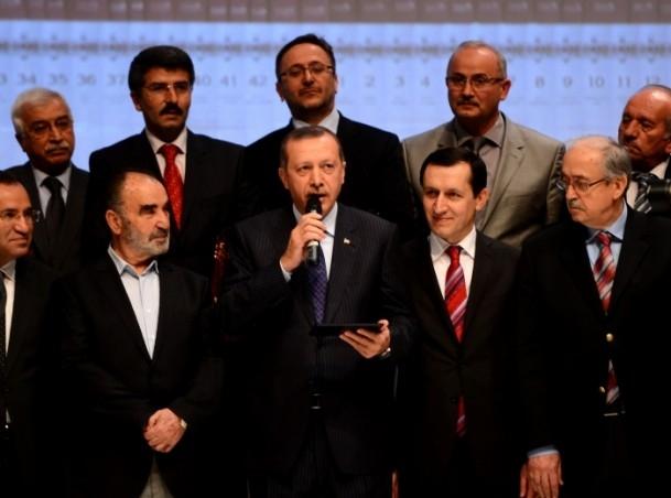 Yüzyılın İslam Kültür Hizmeti Ödül töreni 8