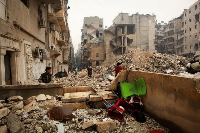 Suriyeli çocuklar donuyor... 2
