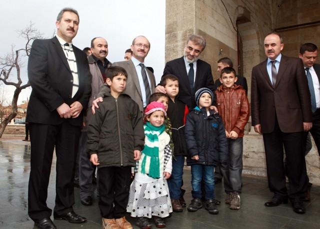 Bakan Taner Yıldız Konya'da 12