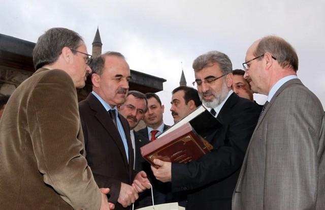 Bakan Taner Yıldız Konya'da 15