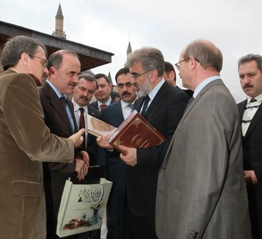 Bakan Taner Yıldız Konya'da 16