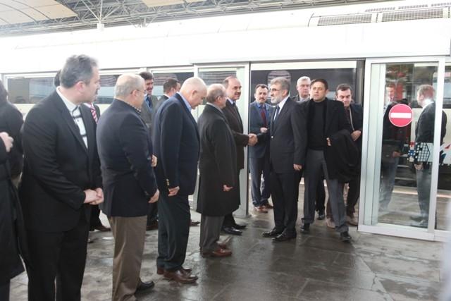 Bakan Taner Yıldız Konya'da 2