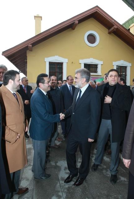 Bakan Taner Yıldız Konya'da 3