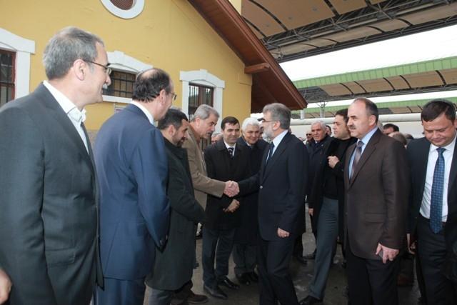 Bakan Taner Yıldız Konya'da 4