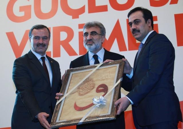 Bakan Taner Yıldız Konya'da 6