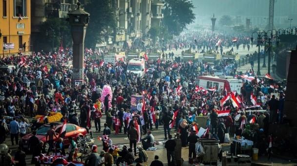 Mısır'da gösterilere gerçek mermiyle müdahale 1