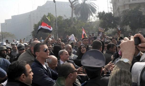 Mısır'da gösterilere gerçek mermiyle müdahale 10