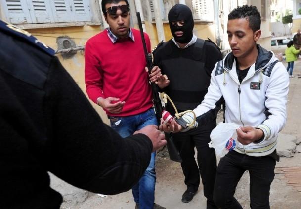 Mısır'da gösterilere gerçek mermiyle müdahale 11
