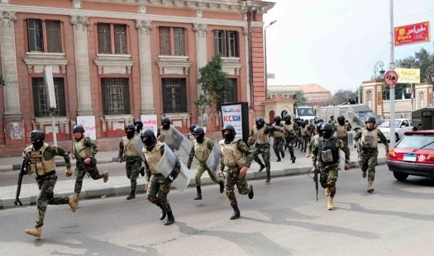 Mısır'da gösterilere gerçek mermiyle müdahale 19