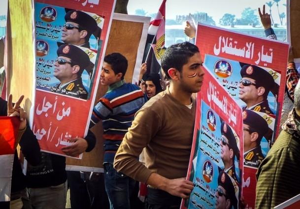 Mısır'da gösterilere gerçek mermiyle müdahale 21