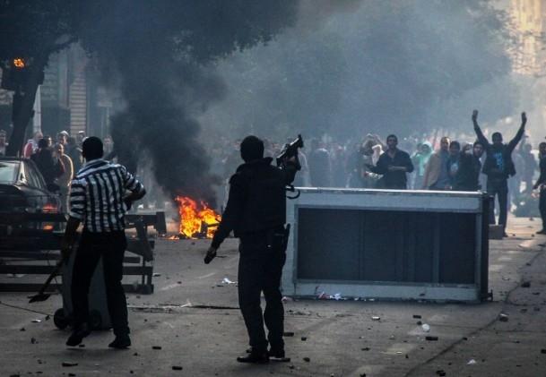 Mısır'da gösterilere gerçek mermiyle müdahale 24