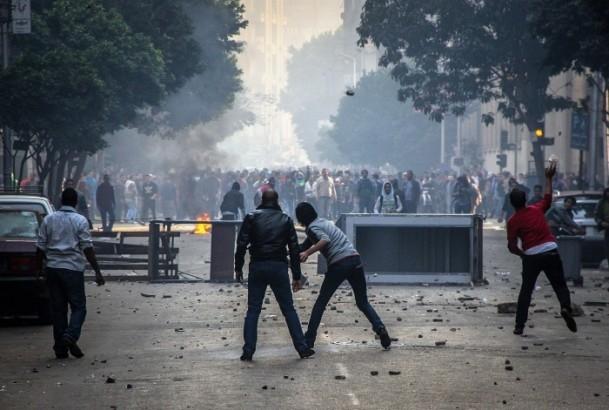 Mısır'da gösterilere gerçek mermiyle müdahale 25