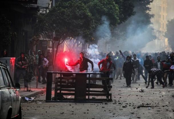 Mısır'da gösterilere gerçek mermiyle müdahale 26