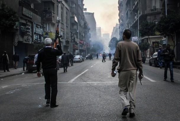 Mısır'da gösterilere gerçek mermiyle müdahale 27