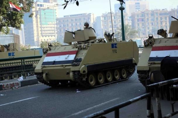 Mısır'da gösterilere gerçek mermiyle müdahale 4