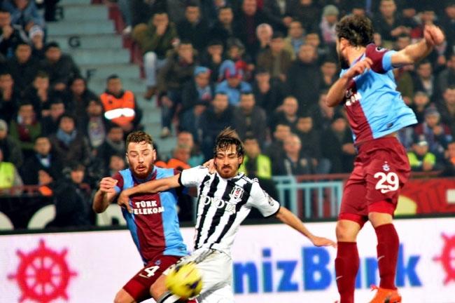 Trabzonspor 1 - Beşiktaş 1 10