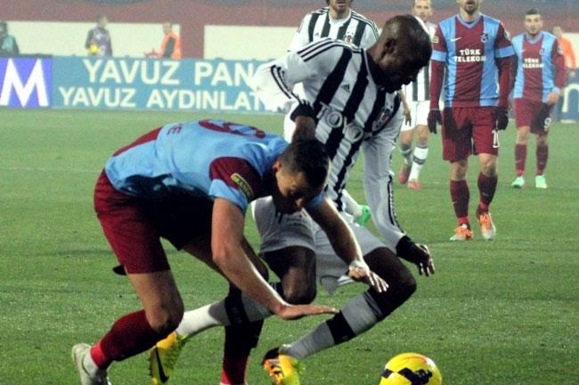 Trabzonspor 1 - Beşiktaş 1 11