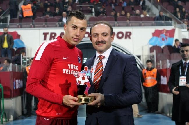 Trabzonspor 1 - Beşiktaş 1 12